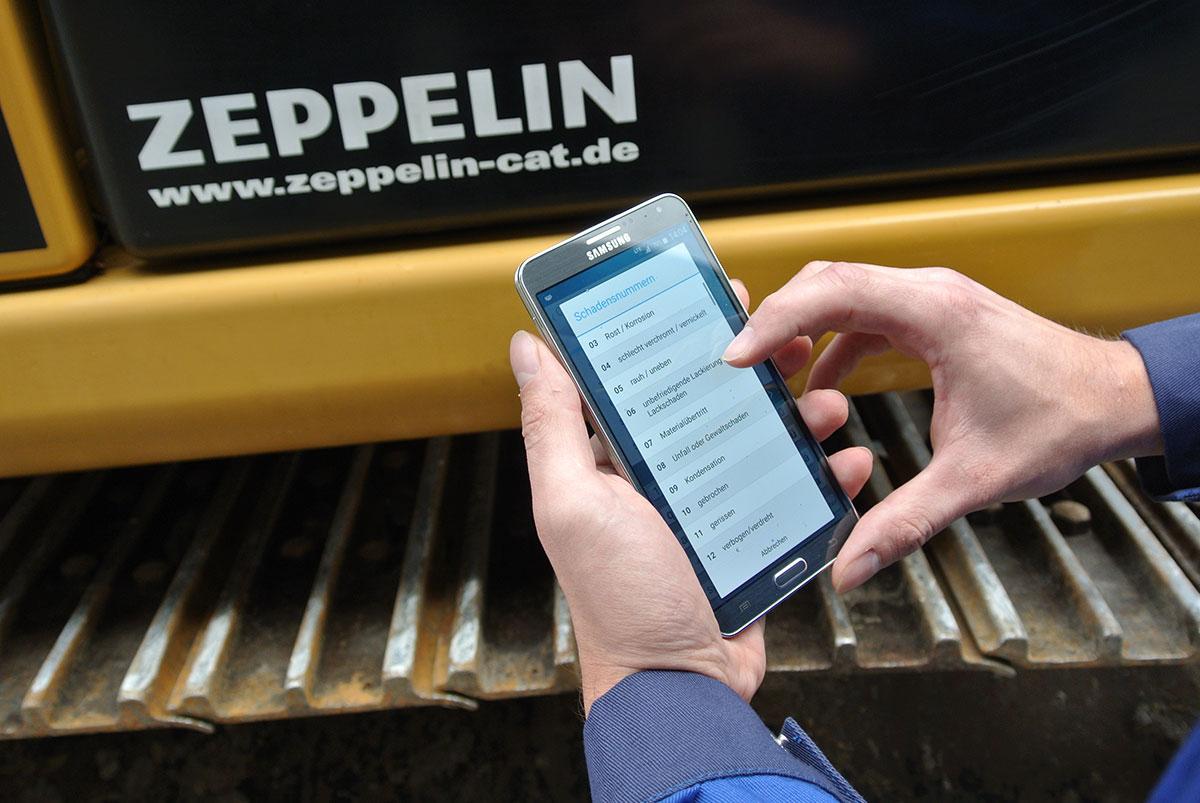 Der Servicetechniker wird über sein Smartphone kontaktiert und erhält alle Informationen über den auszuführenden Auftrag. Nach Erledigung wird mithilfe des Dispotools ein Montagebericht über eine APP generiert und automatisch an den Innendienst der jeweiligen Niederlassung geschickt.